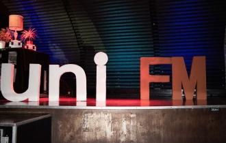 Funkloch, die uniFM-Indieparty