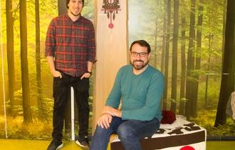 Andreas und Tim