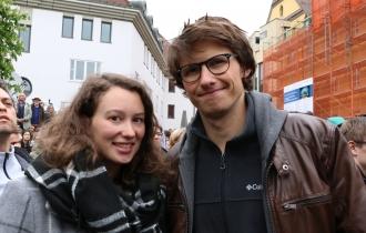 Dora und Tobias studieren an der Uni Freiburg und wünschen sich, dass wissenschaftliche Fakten nicht mehr schöngeredet werden.