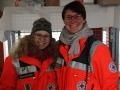 Unter den zahlreichen Ständen war auch das Rote Kreuz vertreten...