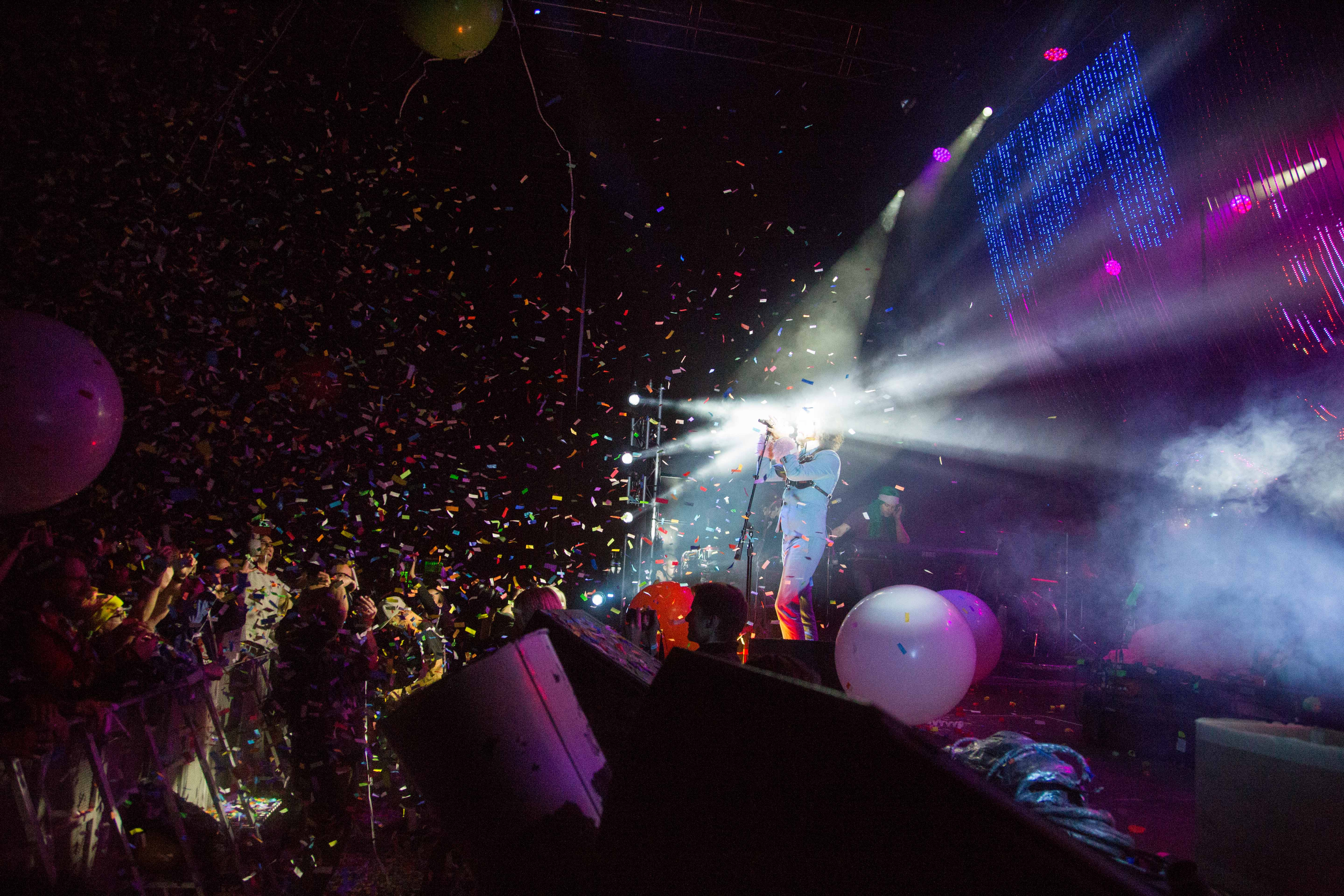 The Flaming Lips live @Rolling Stone Park 2018