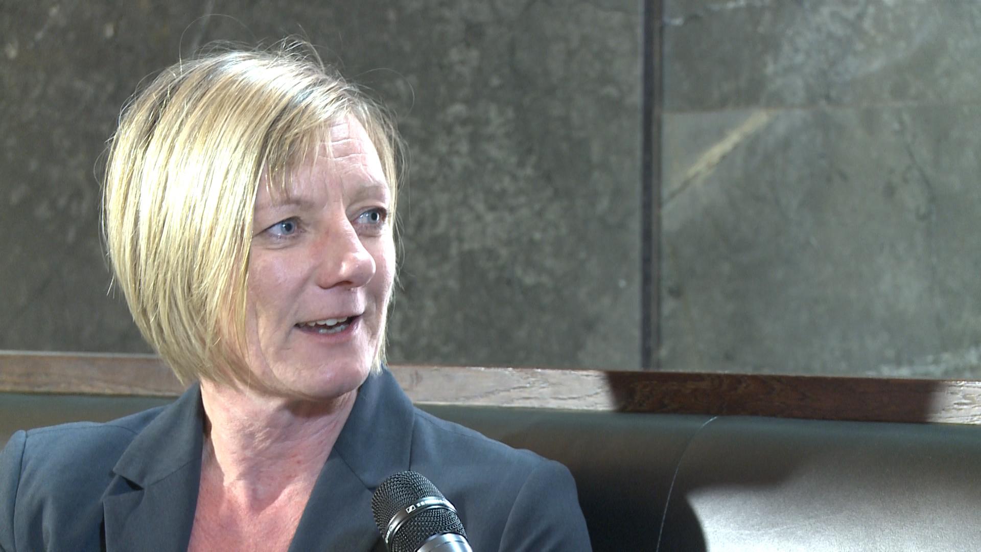 Edith Sitzmann, MdL, Fraktionsvorsitzende von Bündnis 90 / Die Grünen