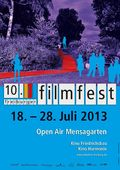 Open-Air Kino im MensaGarten
