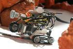 Roboter-Wettbewerb von Studierenden