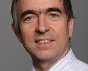 Professor Dr. Gerhard Schneider,  Direktor des Rechenzentrums