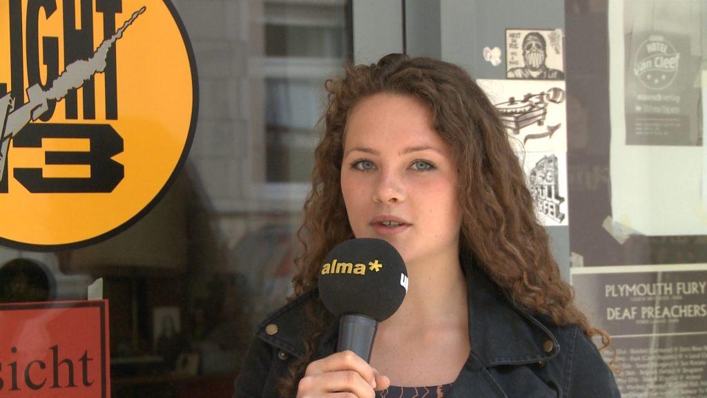 alma* 122: Lichtkünstler Videojockeys und Peaceful Sins