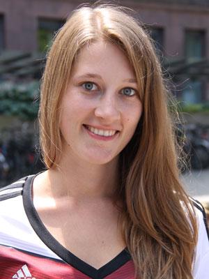 Kyra, Englisch und Skandinavistik