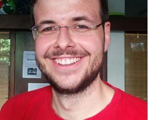 Raphael Steinhilber, Hiwi am Lehrstuhl für Internationale Politik