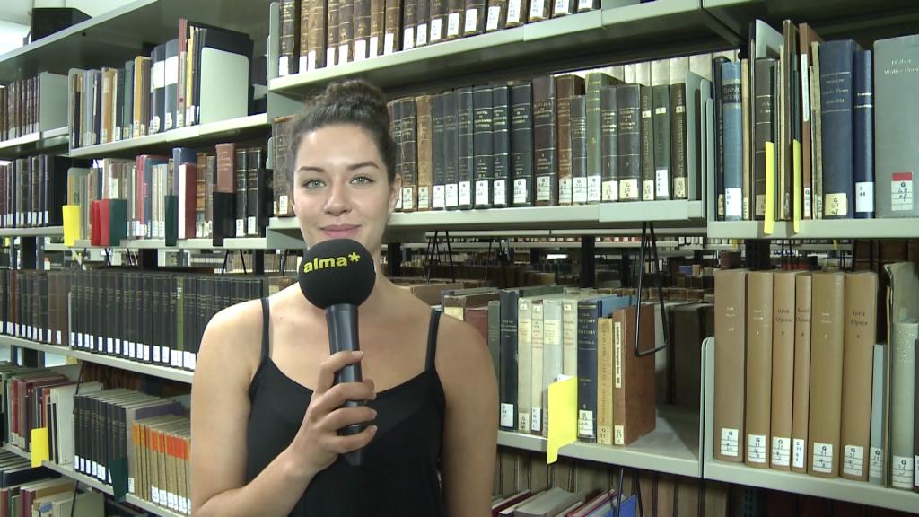 alma* 129: Die Uni im Ersten Weltkrieg und Büchertausch in der Telefonzelle