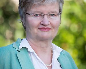 Prof. Dr. Juliane Besters-Dilger, neue hauptamtliche Prorektorin für Studium und Lehre