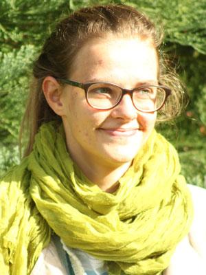 Klara-Maria Hanft, Medizinstudentin und Mitorganisatorin der Freiburger Stammzellspende