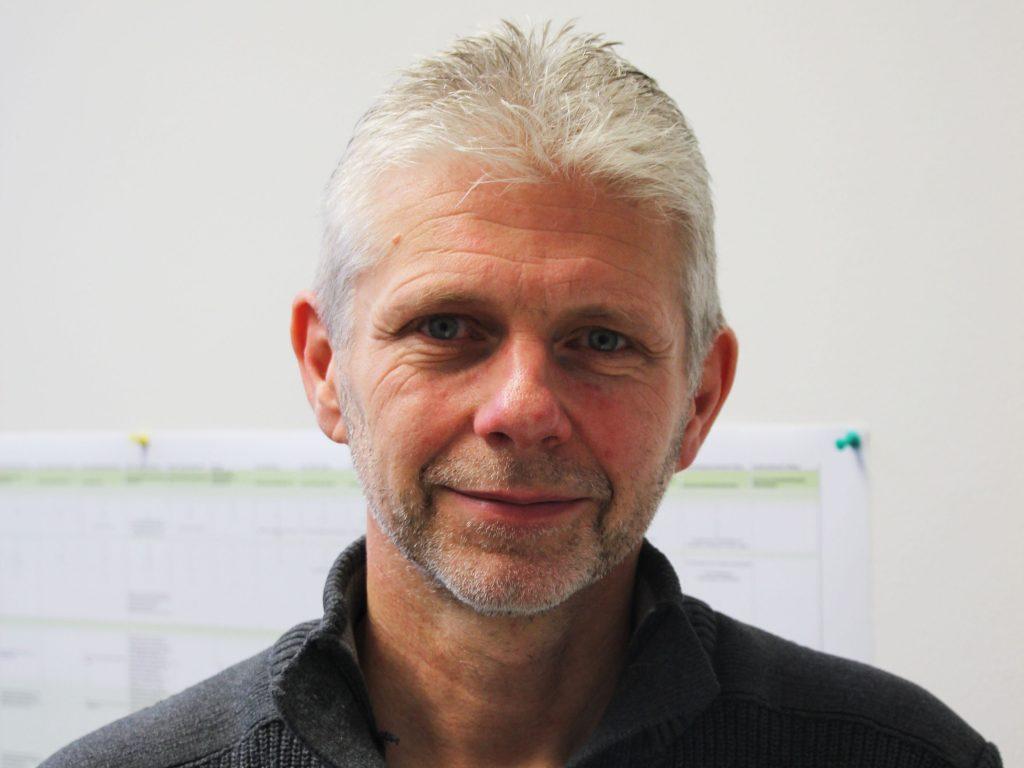 Michael Wenzel, Studienberater der Zentralen Studienberatung