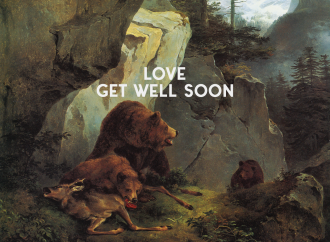 Album der Woche: Get Well Soon – Love