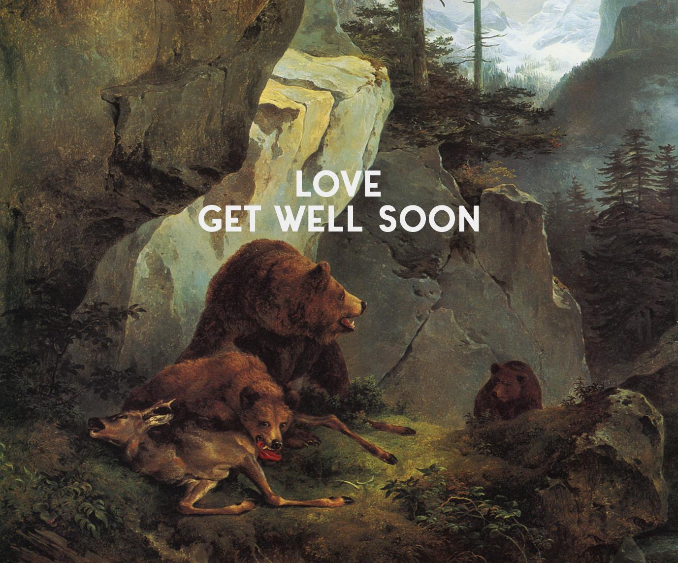 Album der Woche: Get Well Soon – Love