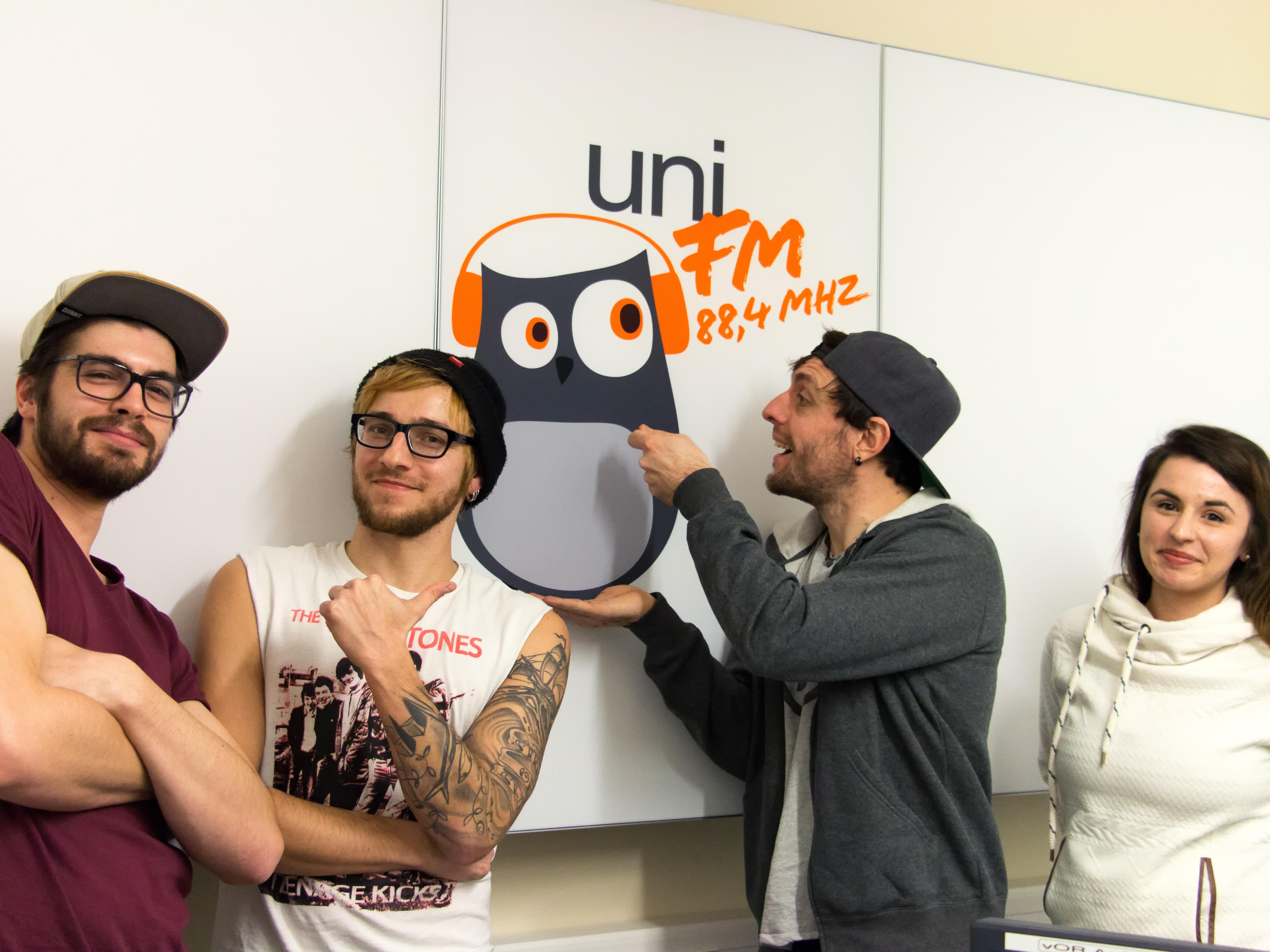 Besuch einer 'trendresistenten Non-Hit-Wonderband'