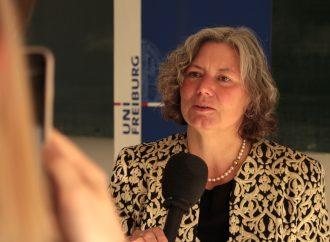 Prof. Kerstin Krieglstein wird Rektorin der Uni Freiburg