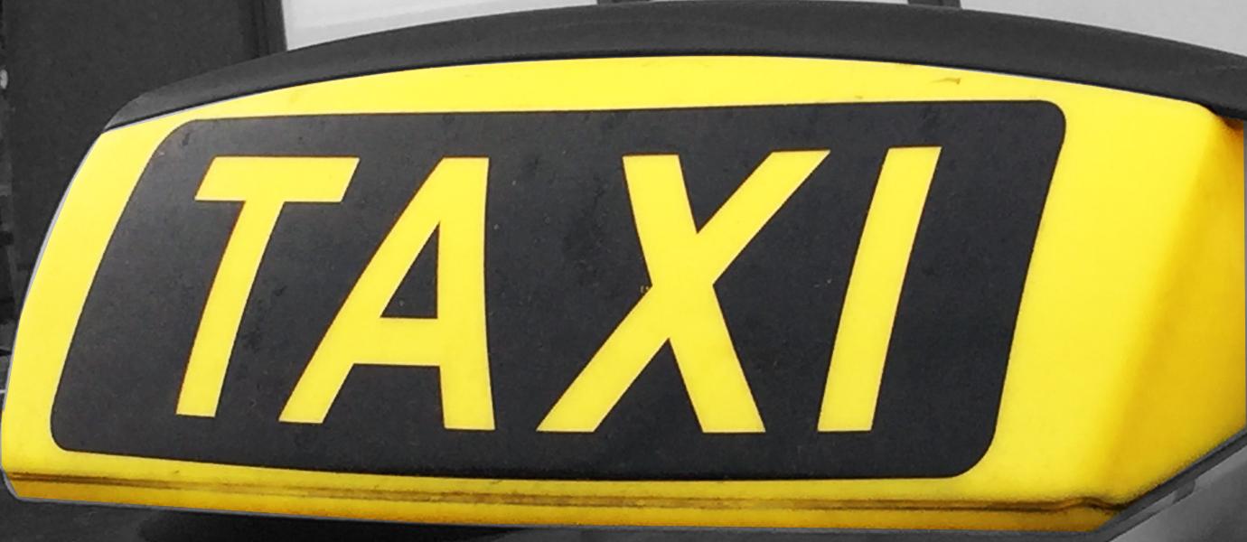 """Kolumne """"Mein Senf"""": Taxi bitte!"""