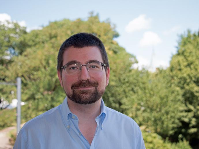 Stephan Packard, Juniorprofessor für Medienkulturwissenschaft