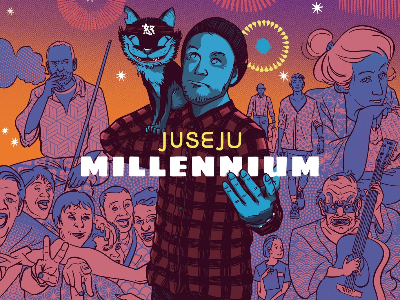 Album der Woche:  Juse Ju – Millenium