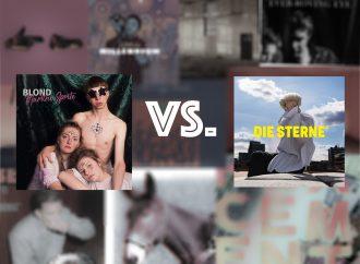 uniFM Halbjahres-Charts: Die Sterne vs. BLOND