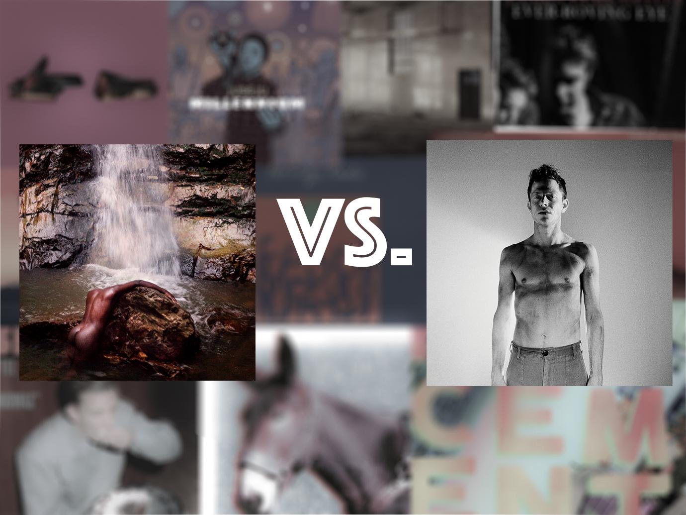 uniFM Halbjahres-Charts: Moses Sumney vs. Perfume Genius