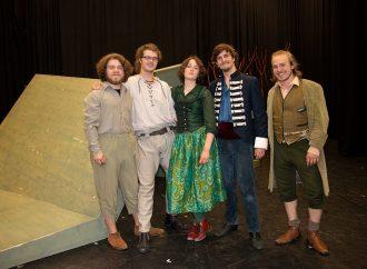 TheaterTotal in Freiburg