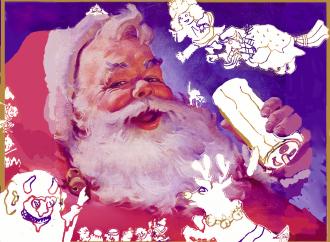 Christkind, Rudolph und die Weihnachtstrolle