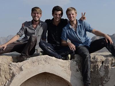 Auf nach Isfahan