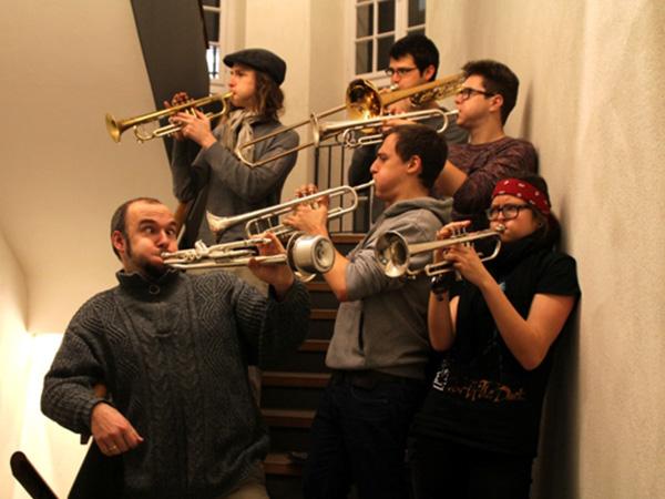 Big Beats? Big Band!
