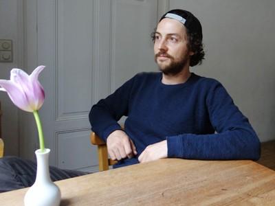 "Florian Fromm freut sich auf das Experiment ""Kurzfilmwanderung""."