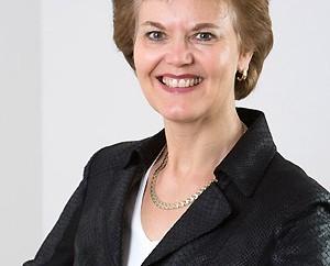 Angelika Vogelbacher, Leiterin des Zentrums für Lehrerbildung