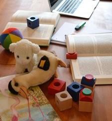Bachelor, Bücher und ein Baby?