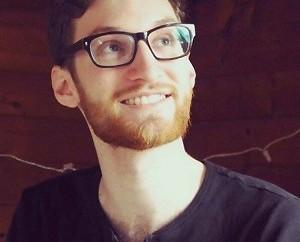 Lukas Jörger, Mensakassierer und Student der Neueren und Neuesten Geschichte und Kunstgeschichte