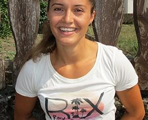 Wanda Kubicek, Lehramtstudentin Sport, Bio & Power Pump-Trainerin beim AHS