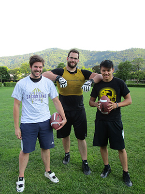 Blitz, Safety und Quarterback