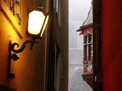 Die 10 schaurigsten Plätze Freiburgs
