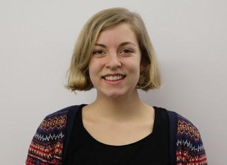 Esther Sophia Rust, Umweltreferentin und Studentin der Umweltnaturwissenschaften