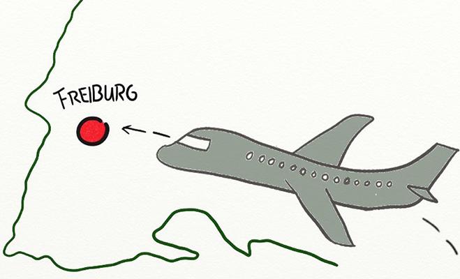 Hilfe in Freiburg