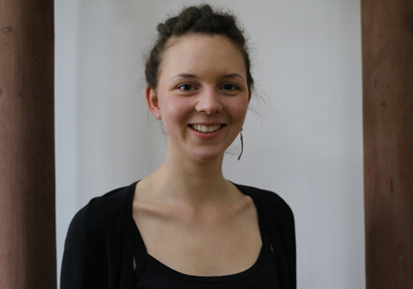 Louisa Theresa Braun, Studentin und Gender-Referentin