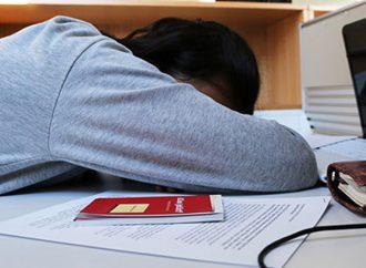 Schlafend zur Lösung des Problems?