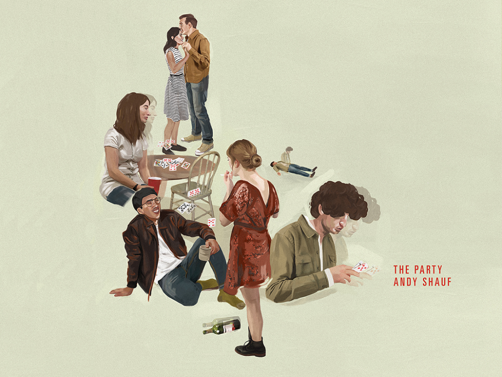 Album der Woche: Andy Shauf – The Party