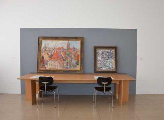 Die Uni im Museum