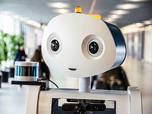 SPENCER, ein an der Uni entwickelter Roboter