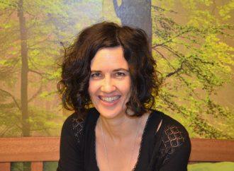 Claudia Sedelmeier, Presse- und Marketingreferentin sowie Social Media Managerin des Studierendenwerks