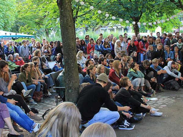 Freiburg stimmt in den Sommer ein