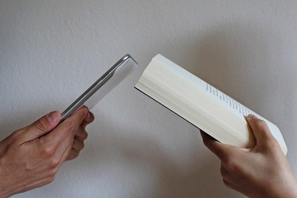 Sterben Bücher aus?