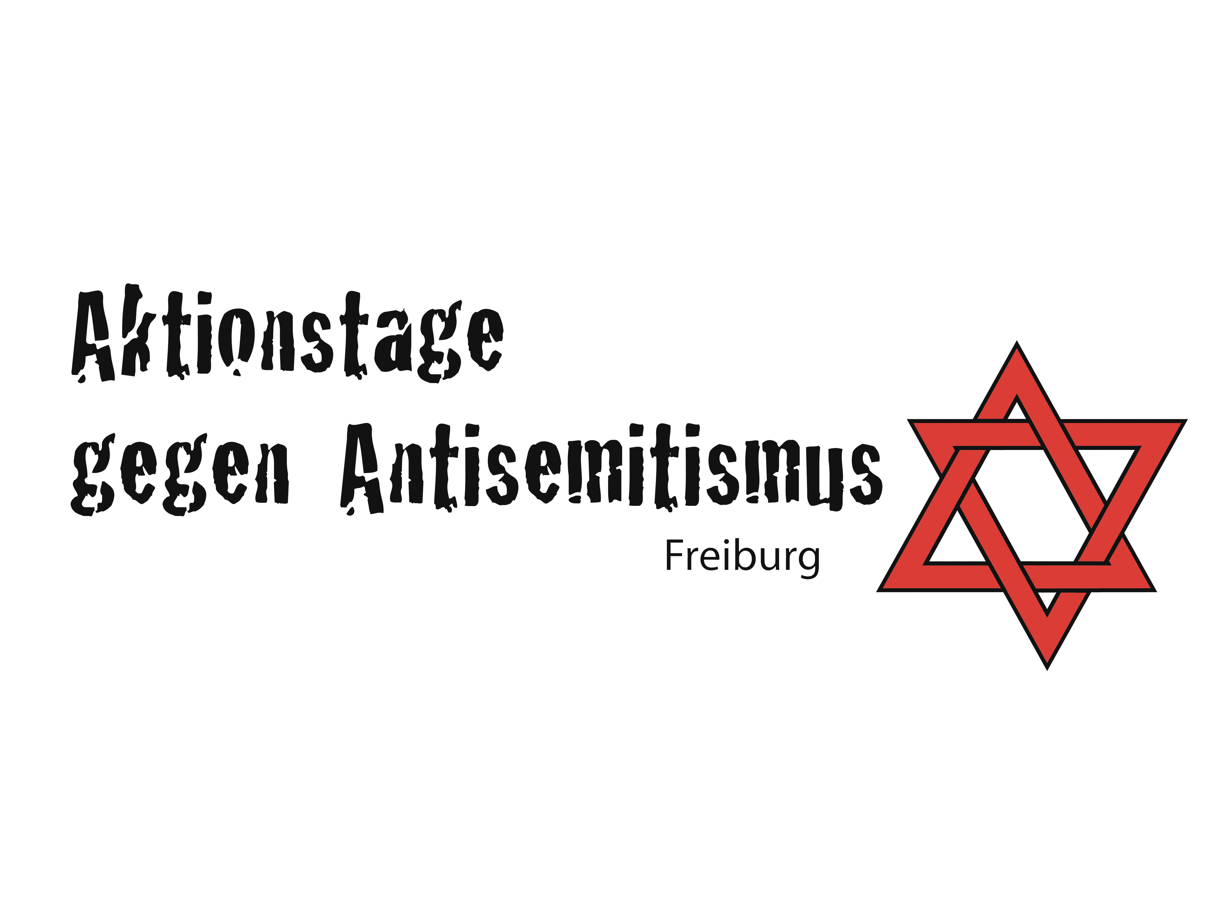 Aktionstage gegen Antisemitismus
