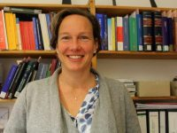 Dr. Carolin Hillemanns vom Max-Planck-Institut für ausländisches und internationales Strafrecht organisert die Veranstaltungen anlässlich des 50-jährigen Bestehens.