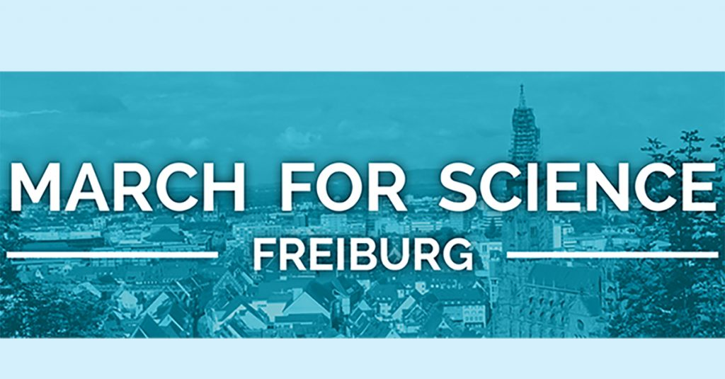 Demo am Samstag: Why I March For Science
