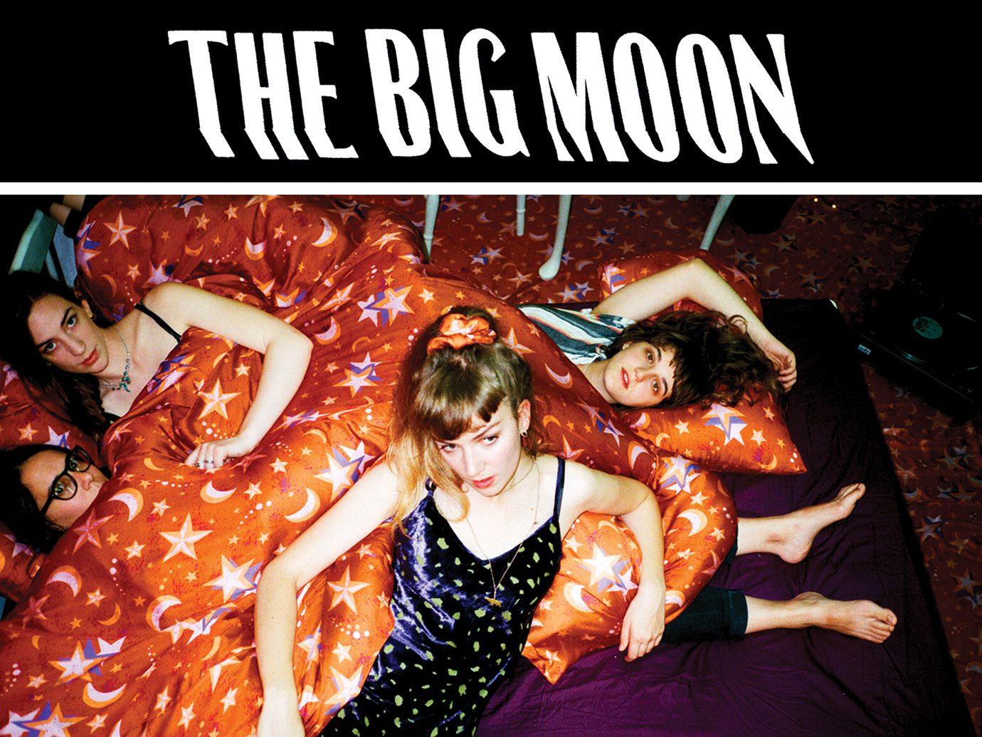 Album der Woche: The Big Moon – Love In The 4th Dimension
